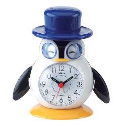 Réveil Quartz Enfant Pingouin