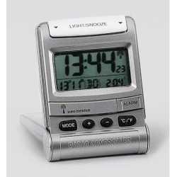Réveil LED Radio piloté 6.5x8cm