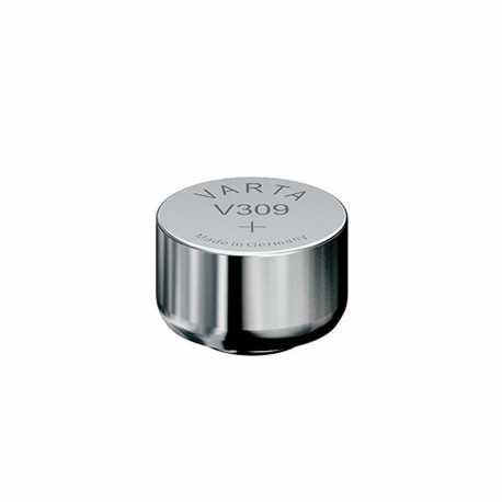 Pile de montre 309 (SR754SW-SR48) 1.55 Volts oxyde d'argent Varta®