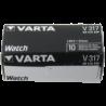 Pile de montre 317 (SR516SW) SR62 1.55 Volts Oxyde d'argent Varta®