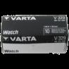 Pile de montre 329 (SR731SW) 1.55 Volts Oxyde d'argent Varta®