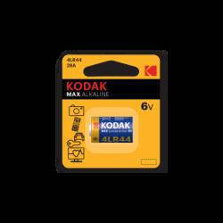 Pile 4LR44 A544 28A V4034PX Alcaline 6 Volts Kodak