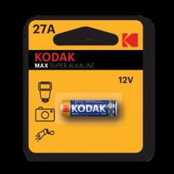 Pile 27A MN27 Alcaline 12 Volts 19mAh Kodak
