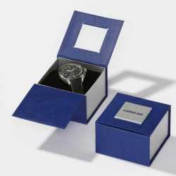Écrin en carton pour Montre et Bracelet 85x85x55mm Quadro 0360075